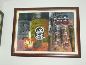 Piksla, 60×50 cm, ulje na platnu, slikar: Keleuva Milan, 150 e