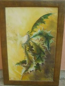Kraljevac, ulje na platnu, 34×54 cm, Ristic Biljana, 300 evra