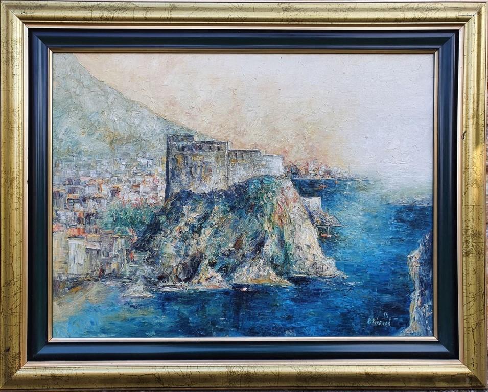 More , Risto Kiperas, ulje na platnu, sa 62×77 cm, bez 46×61 cm, 1994.god, sertifikat, 700 eura